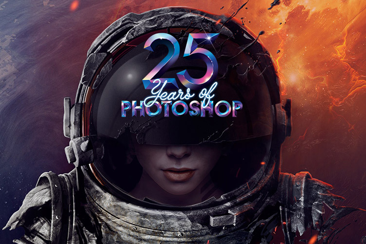 25 Χρόνια Adobe Photoshop